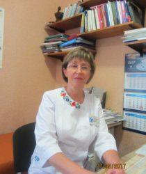 Михайлова Н.М., відповідальний лікар-акушер-гінеколог жк2.першої категорії, стаж роботи понад 27 р