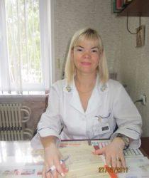 Селезньова Ж.В., дільничний лікар-акушер-гінеколог першої категорії жк1, стаж роботи понад 21 р.