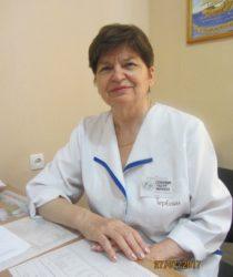 Семенович Л.І., дільничний лікар-акушер-гінеколог жк1 першої категорії, стаж роботи понад 46 р