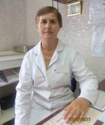 Шишлакова Л.В., дільничний лікар-акушер-гінеколог жк1. першої категорії, стаж роботи понад 28 р