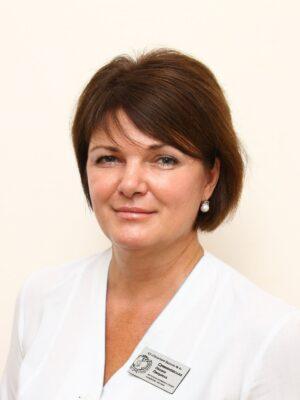 Сукмановська О.П., заступник головного лікаря з медичної частини