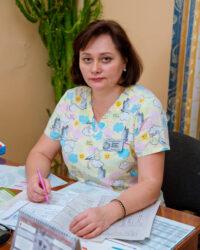 Лікар акушер- гінеколог Проценко Вікторія Миколаївна